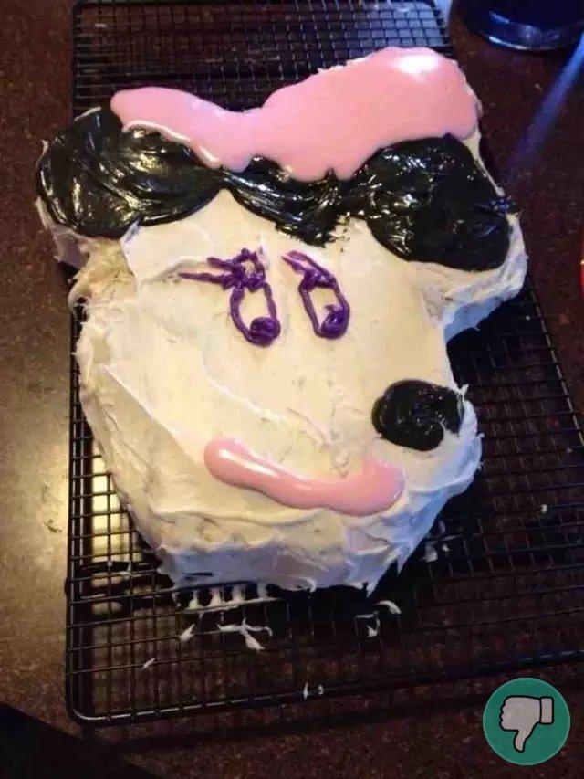 Fotos de tartas que no se comería nadie