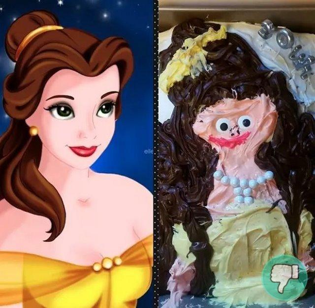 Fotos de tartas que te harán llorar y no de hambre