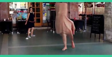 El vídeo mas raro y posiblemente mas extraño que verás hoy y mañana